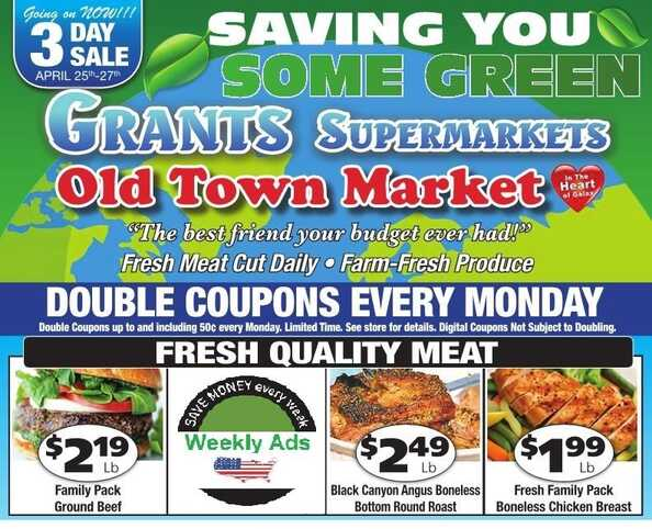 grants weekly ad sparta and galax Stores valid to May 1 2018
