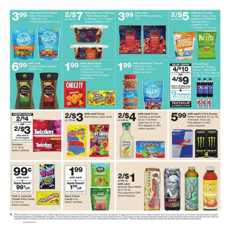 walgreens weekly ad this week 6/25 to 6/30 2018