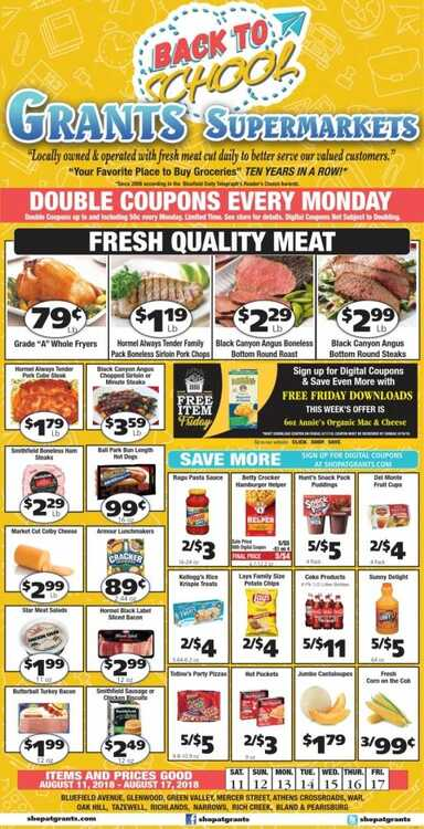 grants weekly ad 8/11 to 8/17