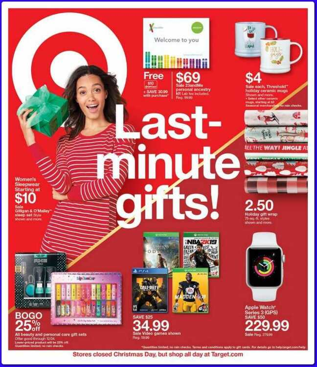 target store weekly ad 12/24