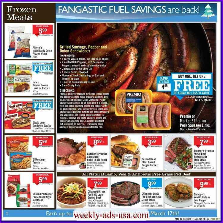 price chopper weekly ad 1/29 to 2/2 2019