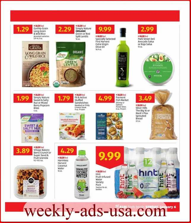 aldi weekly ad january 6 2019